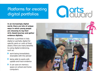Digital Portfolio Platforms 002