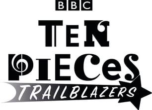 Trailblazers logo MONO