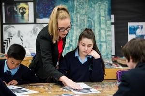 Arts teachers matter