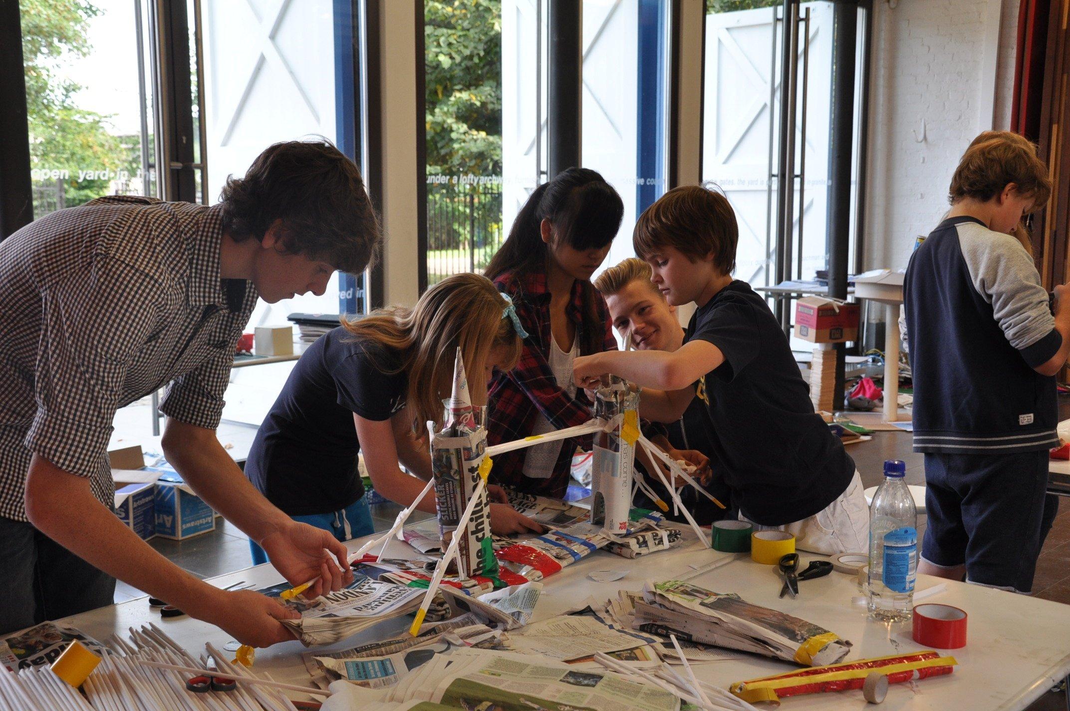 architecture summer school 1