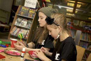 Bolton Library Arts Award