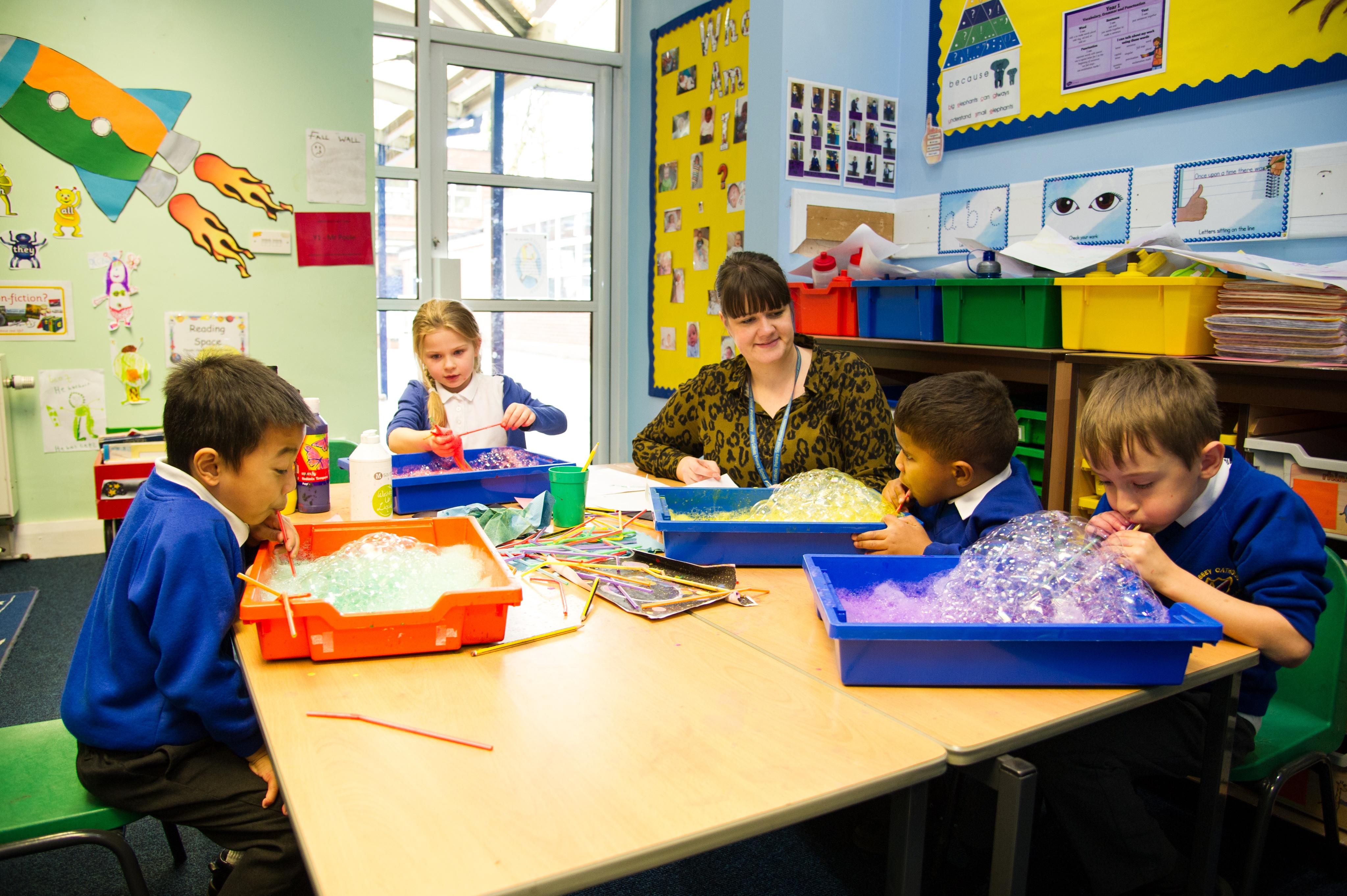 www.kirstenholst.com - Abbey Catholic Primary School