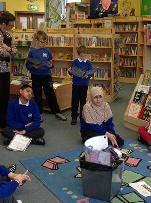 South Tyneside Library - Arts Award