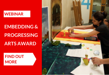 Embedding and progressing Arts Award