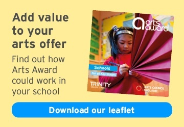 Download our schools leaflet