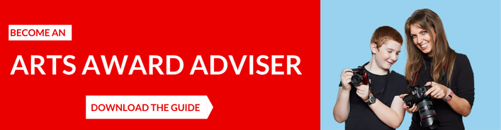 Become an Arts Award Adviser