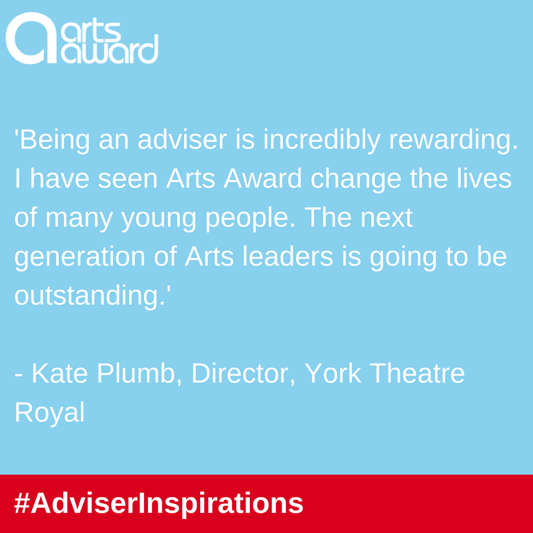5 reasons why advisers choose to deliver Arts Award