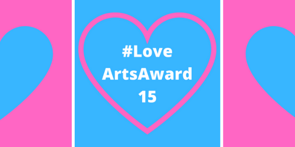 Celebrate Arts Award: Love the arts in 15 seconds