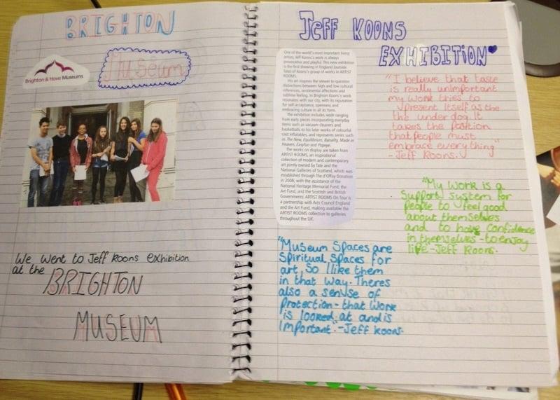 Case study: Brighton & Hove Youth Arts Project