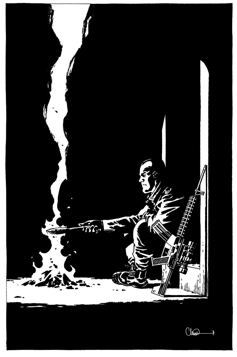 Comic books: the 'ninth art'