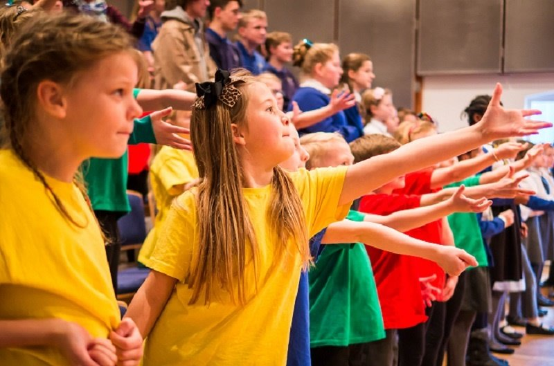 Discover singing with Arts Award and Friday Afternoons
