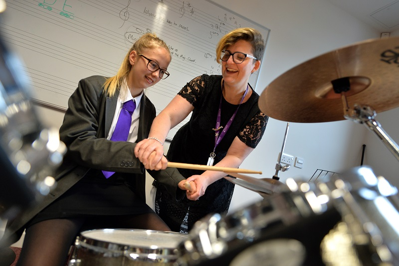 Flexible evidence gathering for Bronze Arts Award and music