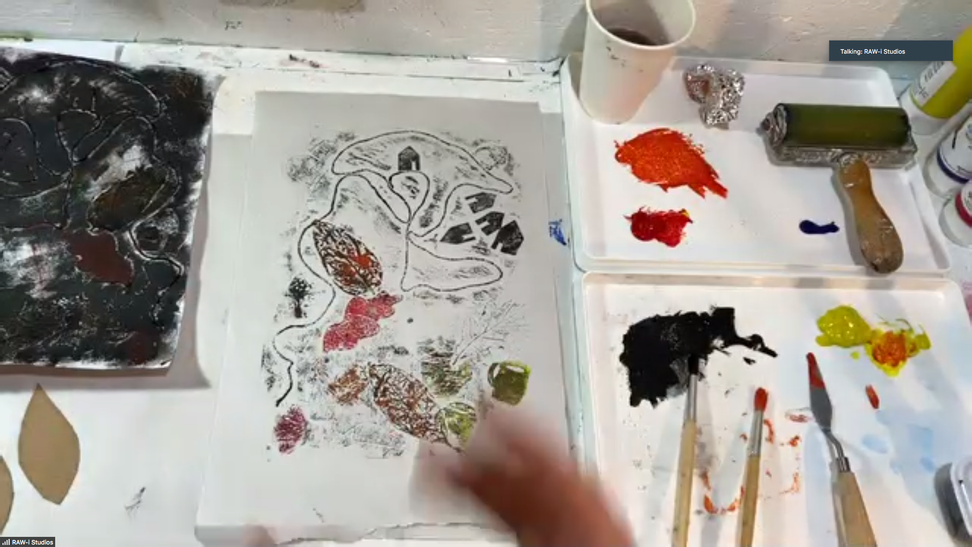 Drawing Connections: Delivering Arts Award remotely with Syrian Refugee Children