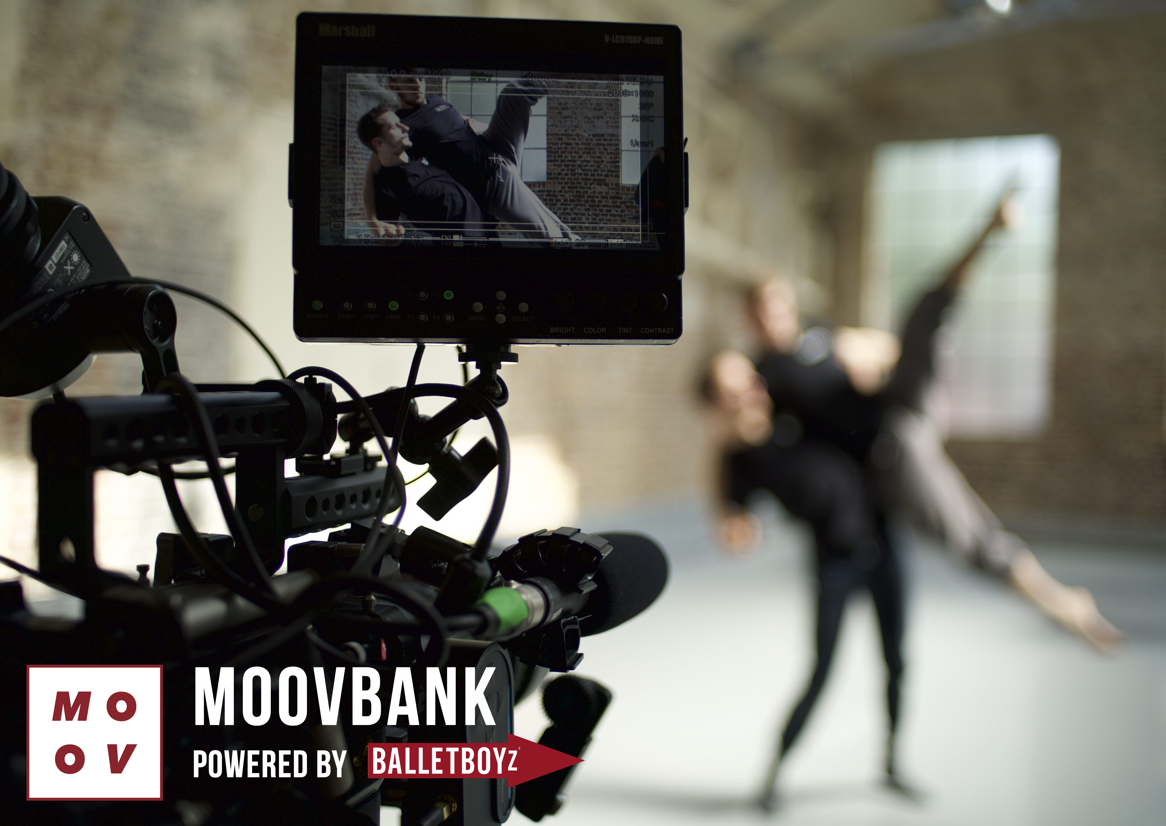 Arts Award opportunities for young people offered through new digital resource, MoovBank from BalletBoyz