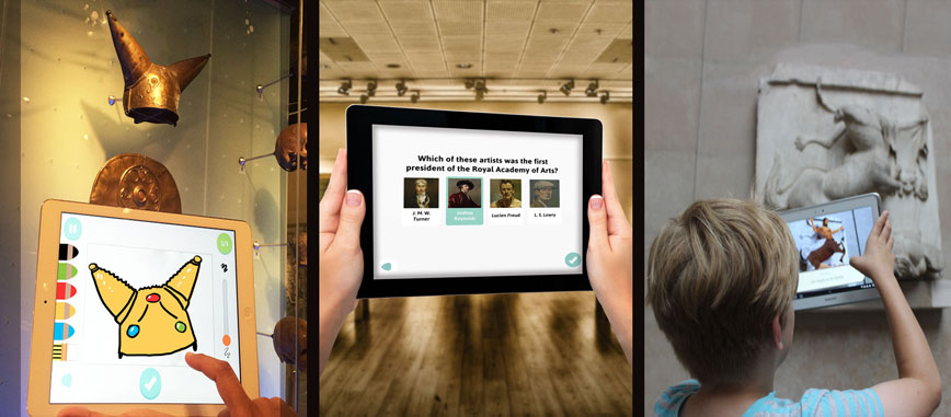 Digital learning in museums and galleries